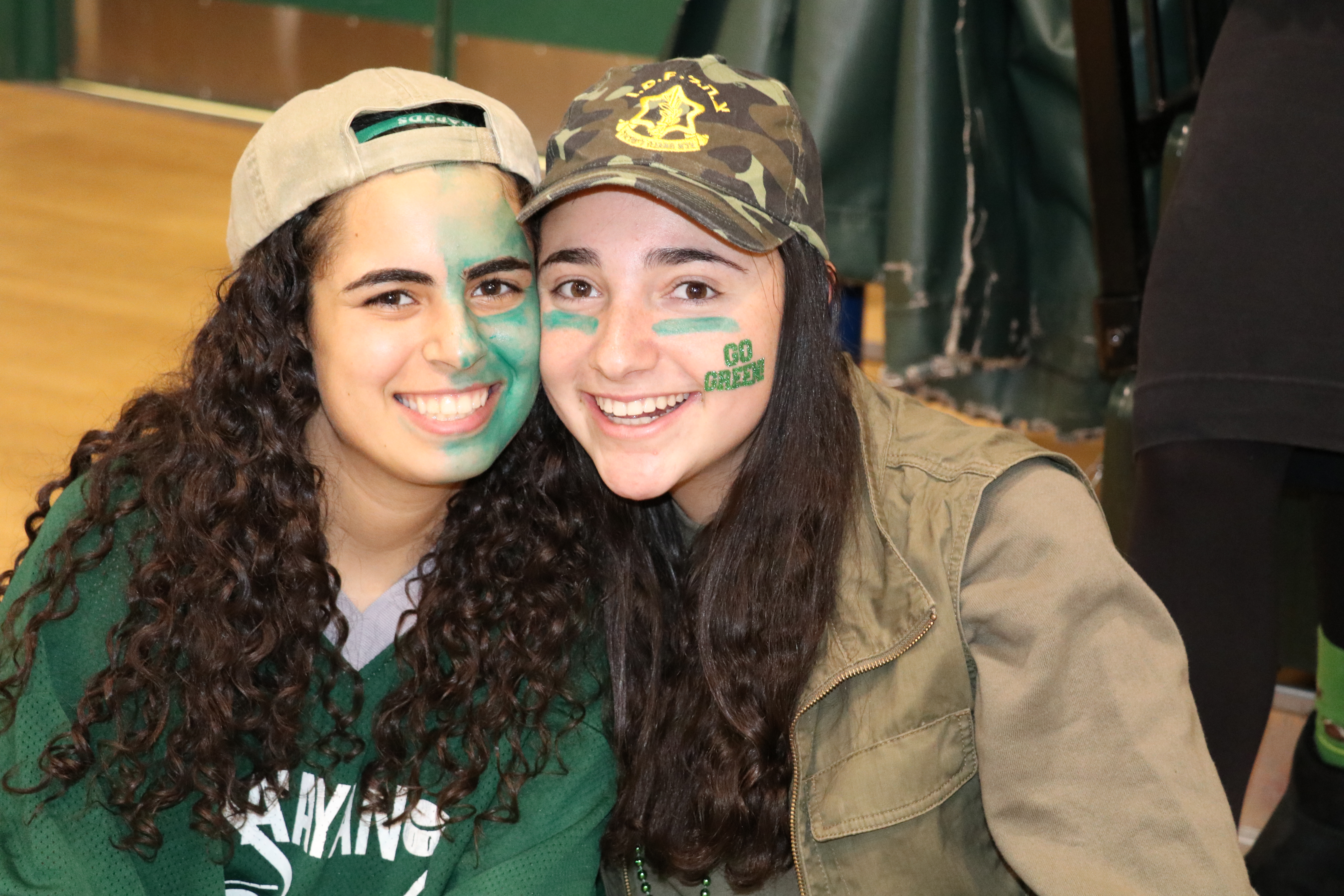 Color War at Ma`ayanot Yeshiva High School for Girls