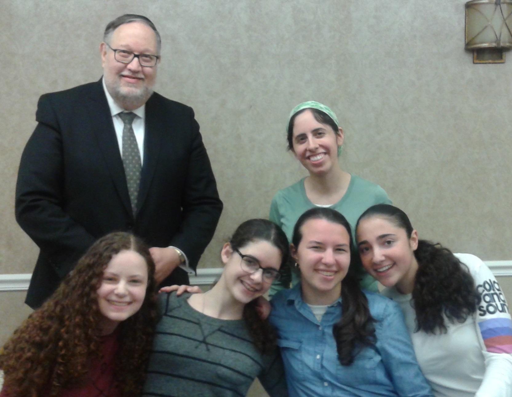 Torah Bowl at Ma`ayanot Yeshiva High School for Girls